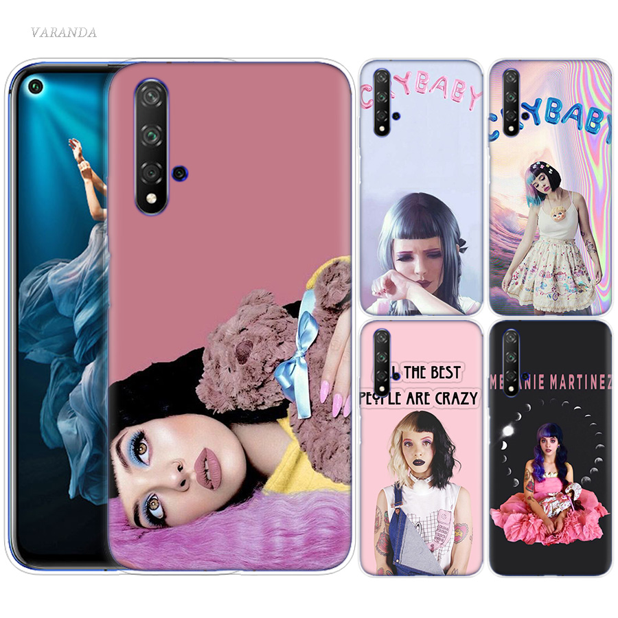 US $1 83 51% OFF|Melanie Martinez Cry Baby Case for Huawei Honor 8X 8C 8 9  10 20 Play 8A lite Pro V20 Y9 Y7 Y6 Y5 Prime 2018 2019 TPU Phone Bags-in