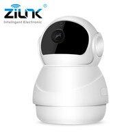 ZILNK Wireless IP Camera 1080P HD IR Night Vision Network WI FI Camera Video Recording Support
