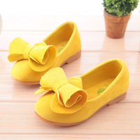 Shoes For Toddler Girls Princess PU Leather Glitter Children Flats Kids Casual Shoes toddler girl shoe bow Sweet little children