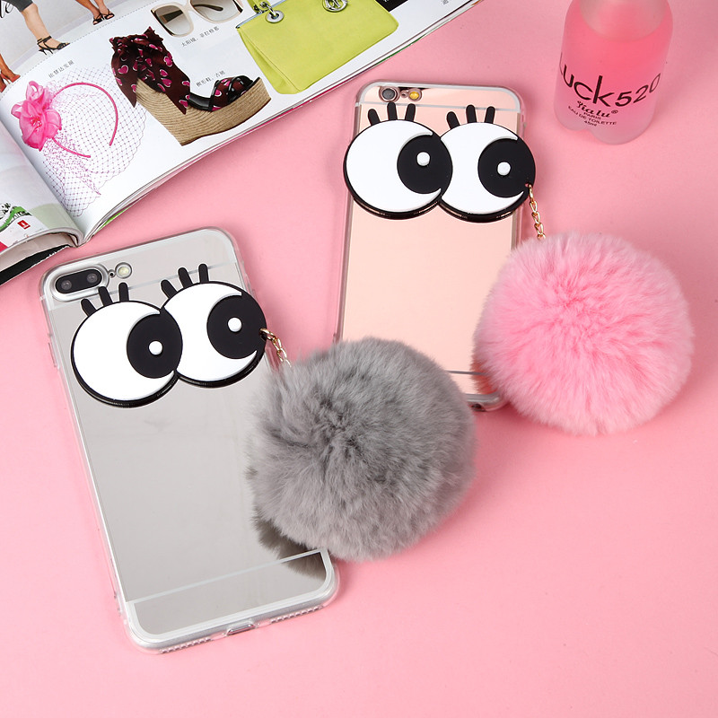 fundas iphone 7 plus pelo