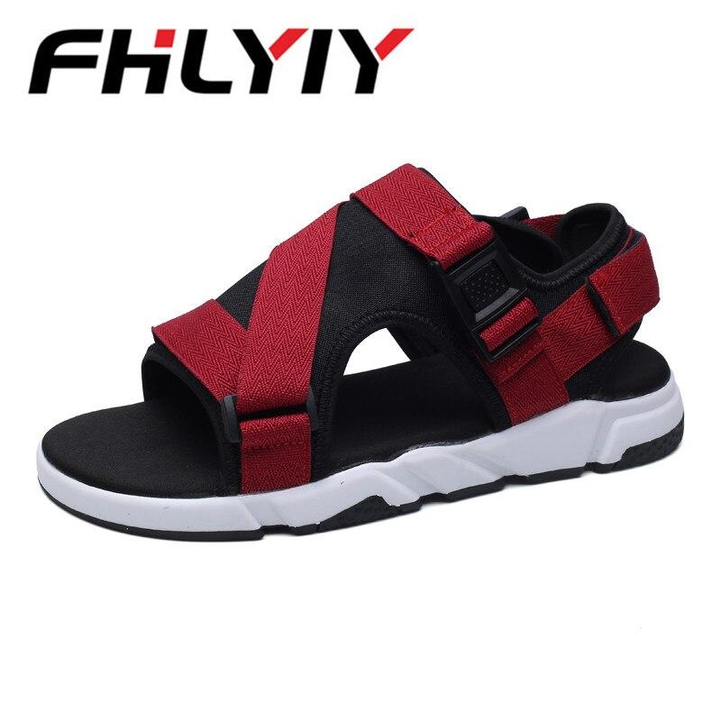 Man Sandals Summer Gladiator MenS Beach Sandals Outdoor Shoes Roman Men Casual Shoe Flip Flops Good Quality Sapato Masculino