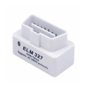 Image 5 - PANDUK ELM327 1.5V Dagnostic Scanner for Car Bluetooth Escaner Obd2 2.1V Car Diagnostic Tool Android Automotive Scanner 2019