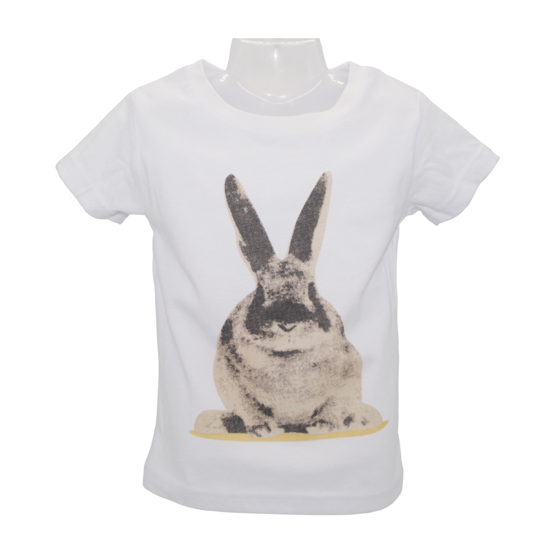 2018 Baby Boys Qızlar T-Shirt Yaz Uşaq Topları Geyim Şirin Cizgi - Uşaq geyimləri - Fotoqrafiya 2