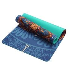 Indian Mandala Printed Yoga Training Mat