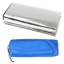 Camping Mat Foldable Folding Sleeping Mattress Mat Pad Waterproof Aluminum Foil