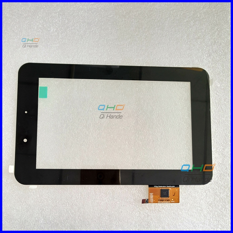 New 7'' inch Tablet Capacitive Touch Screen Replacement For DNS AirTab M76 Digitizer External screen Sensor Free Shipping note the picture new 7 inch tablet capacitive touch screen replacement for fx 136 v1 0 digitizer external screen sensor