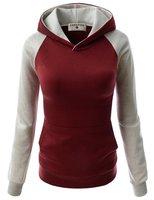 2017 المرأة هوديس البلوز عارضة مقنعين طويلة الأكمام جيب تصميم المطرزة هوديي للنساء sudaderas موهير