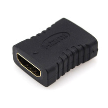 HDMI Female to Female F/F Coupler Extender Adapter Plug for 1080P Cable Extension Connector Converter