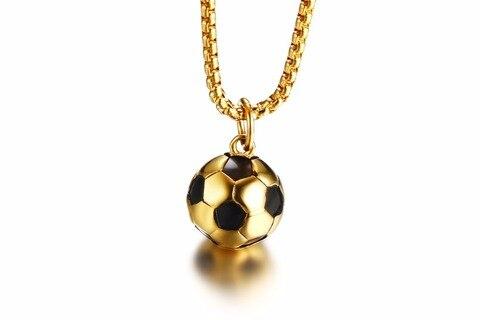 Купить модные трендовые круглые ожерелья из нержавеющей стали для мужчин