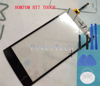 5 5inch Homtom Ht7 HT7 PRO Front Panel Touch Glass Lens Digitizer Screen Original Parts FREE