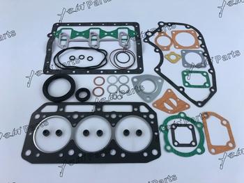 Dla części silnika Yanmar 3T84 3D84-1 pełny zestaw uszczelek d1503 pełna uszczelka tanie i dobre opinie CN (pochodzenie) Zestawy do odbudowy silnika 2020 Made in China full gasket kit