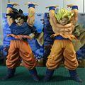 20 cm Dragon Ball Z Super Saiyan Goku Genki Dama Espíritu bomba Juguetes Goku Anime Figuras de Acción Colección Modelo Drgaonball PVCl regalo