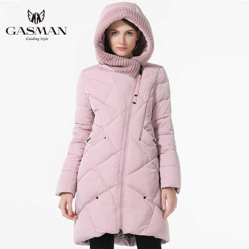 2019 Bayan Parka Casual Dış Giyim Kış kapüşonlu ceket Kış Ceket Kadın ceket kadın kışlık ceketler Ve Mont artı boyutu 5XL 6XL