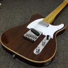 Free shipping high quality big head classics TL electric guitar rosewood veneering цены