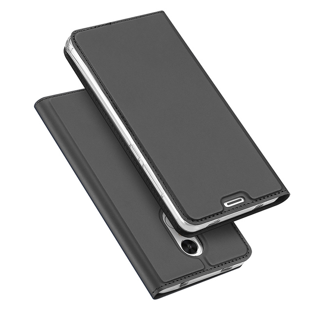 finest selection ecee0 6d7c4 US $14.74 |Xiaomi Redmi Note 4X Case , Leather Flip Case For Xiaomi Redmi  Note 4X Note4X Wallet Book Cover Xiomi Redmi Note 4X 5.5