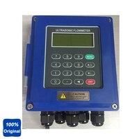 Ultrasonic Flow Meter Wall Mounted Liquid Flowmeter IP67 Protection TUF 2000B