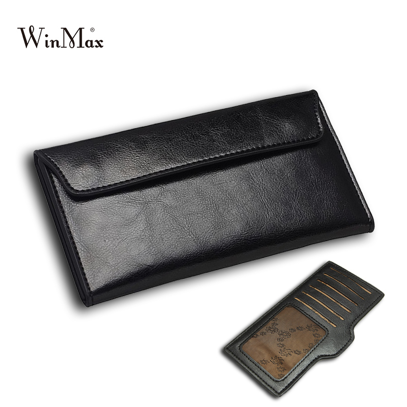 Luxury Genuine Leather Wallet Women Long Clutch 2017 Card Case Carteras Mujer Ladies Purse Feminina Carteira Besace Cuir Vintage 2016 sale special offer carteira feminina carteras mujer mens wallet men driving license genuine leather wallets purse clutch