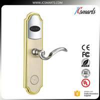 High Quality Zinc Alloy Hotel Door Access System Electronic Digital Intelligent Key RFID Card Hotel Door