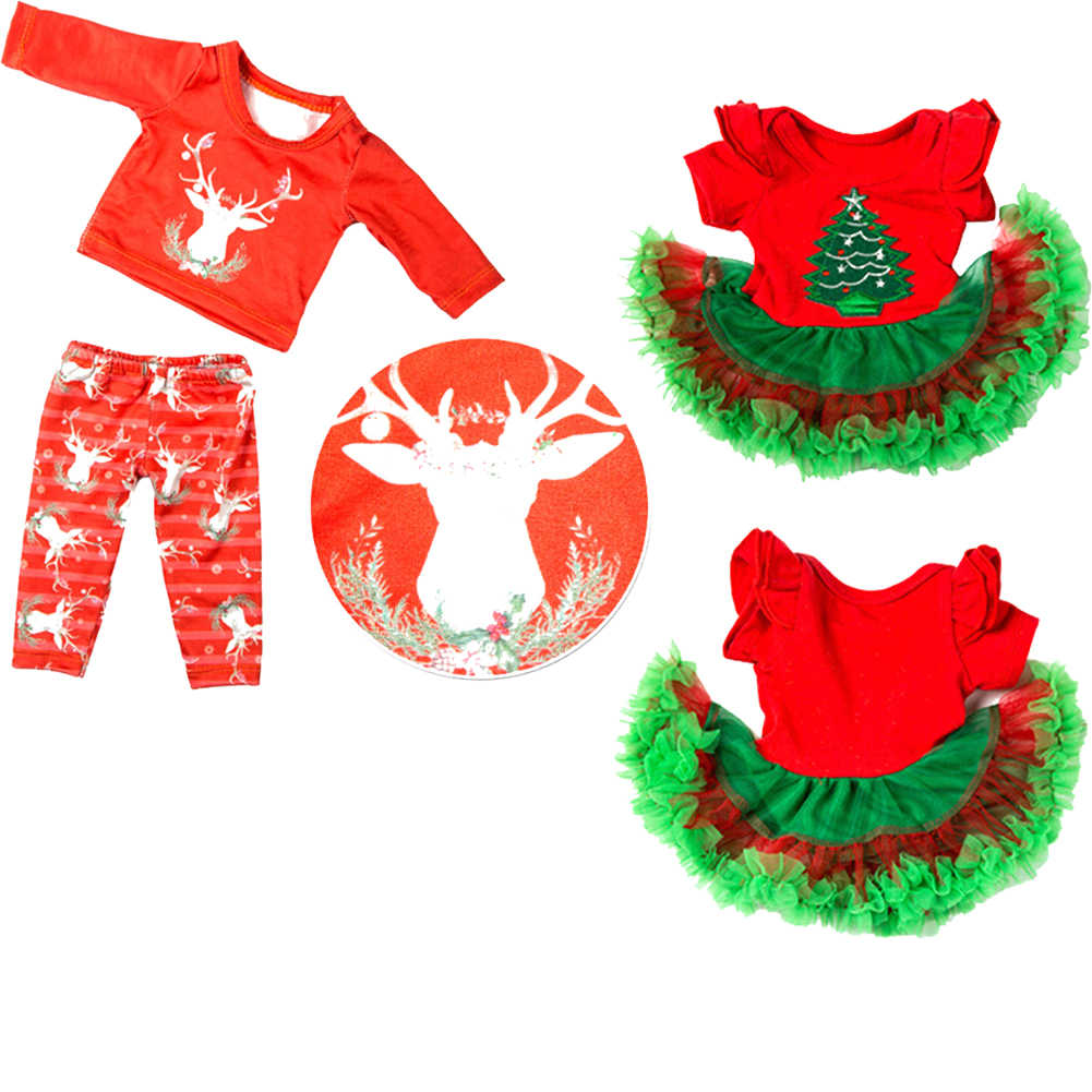 دعوى ل دمية يناسب ل 18 بوصة طفل دمية ل دمية الأمريكية ملابس كاجوال للطفل أو حذاء من الكريستال ل هدية الكريسماس