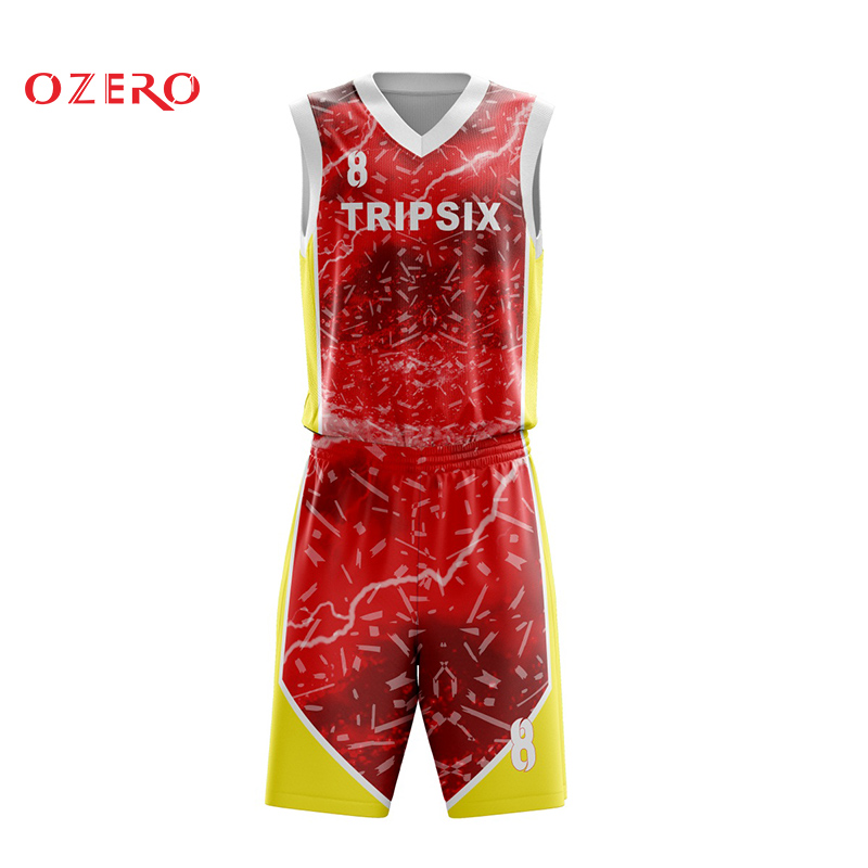 Digitalen Sublimationsdruck Benutzerdefinierte Basketball Kits Machen Ihr Eigenes Design Basketball Jersey Customizing