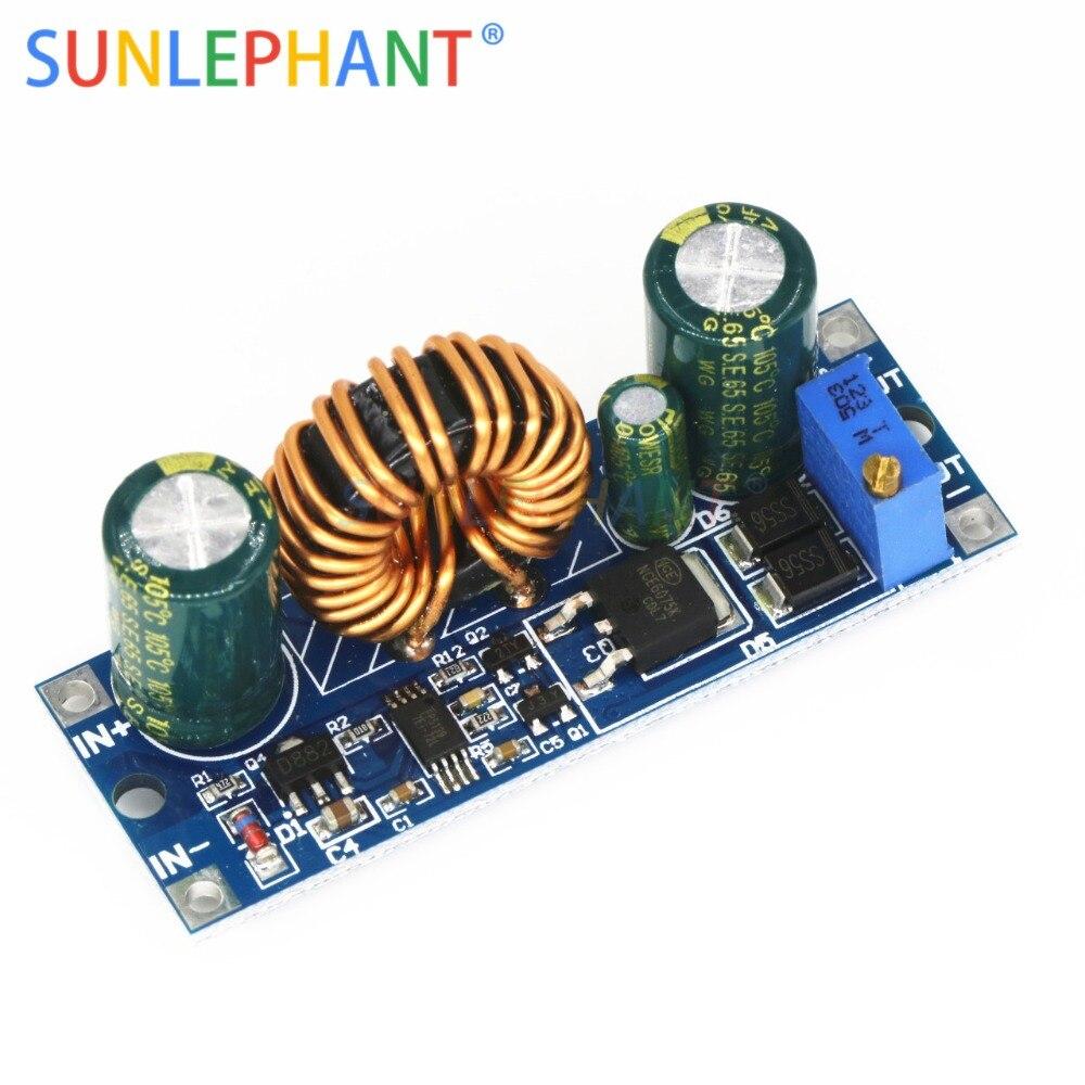 Adjustable Automatic Step-up/&Down Power Module Voltage Regulator 5-30V~0.5-30V