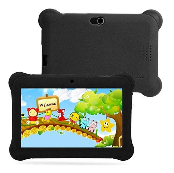 7 POUCE enfants Tablet PC Carton conception avec Double Caméra Prend En Charge 55 pays Langue Pour Enfants Cadeau - 4