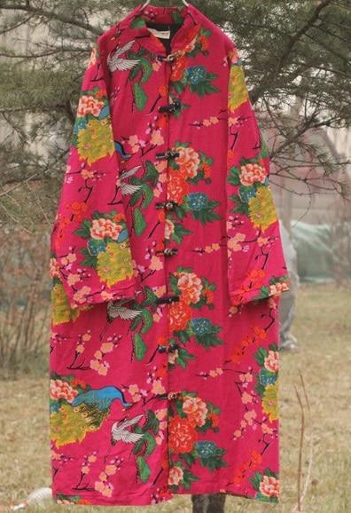 coat Version Lâche De 2016Haut Nouvelle Femmes Trench Yards Multi Printemps Gamme Le D'origine Plus Produit Big Dans Épaississement Conception Qualité Nn0wm8