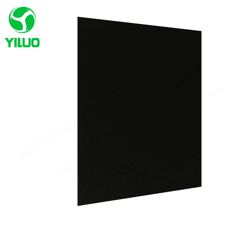 304*242*5mm Black Filter Cotton High-efficiency to Filter Dust for AC4025 AC4026 Air Purifier Parts to Cleaning Home free shipping air purifier parts hepadust collection filter ac4104 ac4103 for philips ac4025 ac4026 air purifier