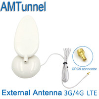 4G Antenna 4G LTE Antenna 3G Antenna 35Dbi External Antenna With CRC9 Connector For Huawei Router