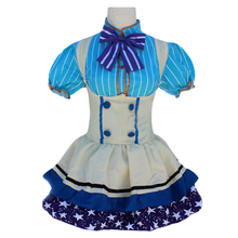French Maid Dresses font b Women b font Lolita Dress Tojo Nozomi font b Cosplay b