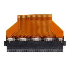 """محرك الأقراص الصلبة قابس مهايئ 40 دبوس ZIF إلى 50 دبوس CF محول توشيبا HDD 1.8 """"40pin ZIF HDD SSD إلى توشيبا CF 50pin contter2019"""