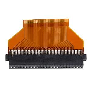 """Image 1 - Sabit disk adaptör fiş 40 pinli ZIF 50 Pin 50 Pin CF dönüştürücü Toshiba HDD için 1.8 """"40pin ZIF HDD SSD to Toshiba CF 50pin adapter2019"""