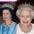 Mais novo Cabelo Real Européia Do Vintage Da Coroa, Festa de Casamento nupcial de Cristal Rhinestone Pageant Tiara para o Cabelo Da Princesa Coroa de Ouro