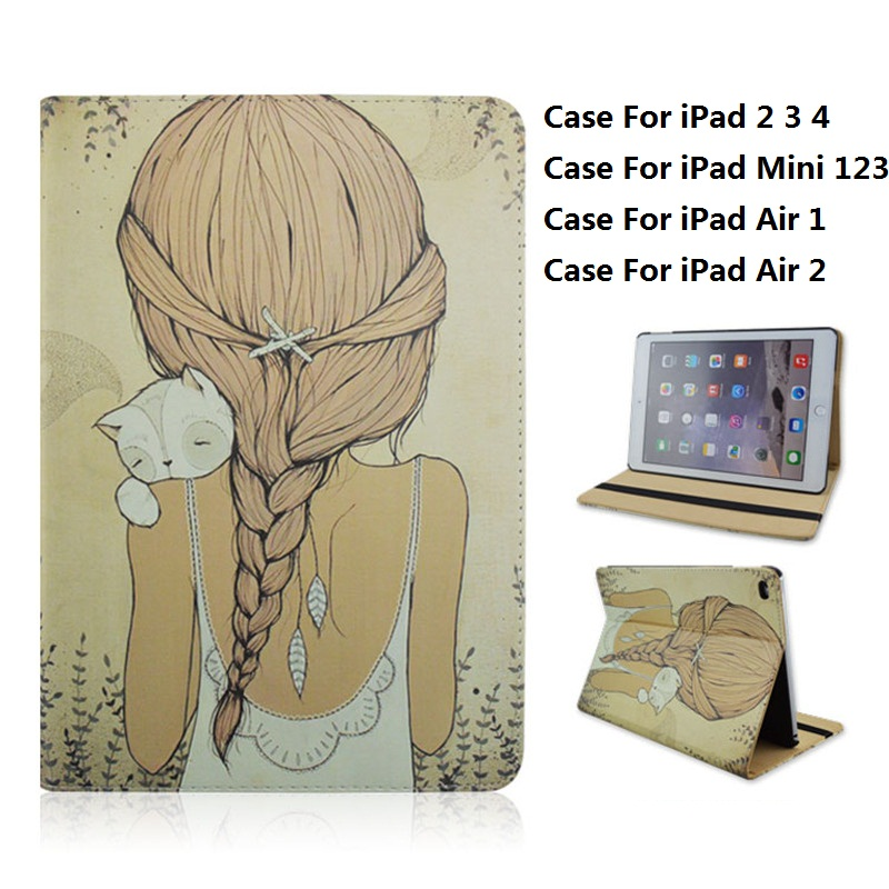 PU and PC Material Diamante Support Protective Cover Case of Girl for  iPad 2 3 4 Air 1 2 Mini 1 2 3 attachment and mentoring functions of career and psychosocial support