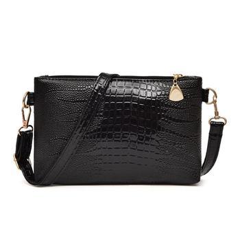Sleeper #5002 Women Fashion Handbag Crocodile Pattern Shoulder Bag Small Tote Ladies Purse Free Shipping shoulder bag