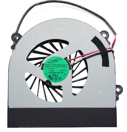 Laptop CPU Cooling Fan For Clevo W150 W150er W350 W350ETQ W370 W370ET Series AB7905HX-DE3 6-31-W370S-101