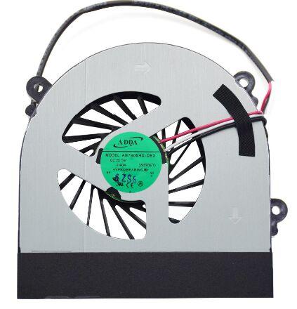 Laptop CPU Cooling Fan For Clevo W150 W150er W350 W350ETQ W370 W370ET Series AB7905HX-DE ...