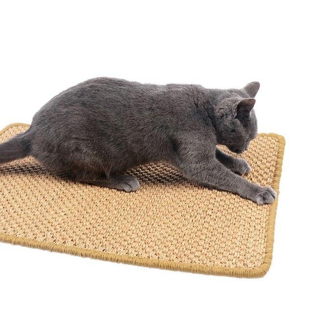 Cat Scratcher Board Scratching Post Cooling Mat 2