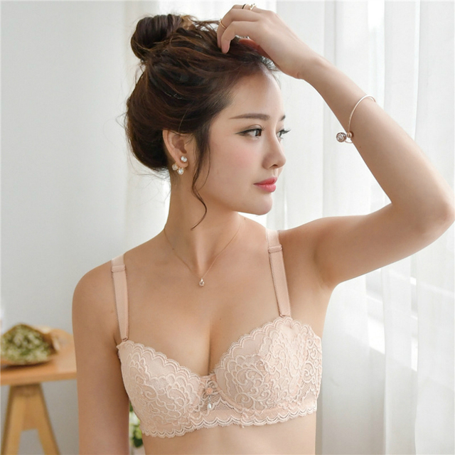 Women Push Up Bra Vs Underwear Lace Women Bra Sexy Bra Lingerie Sexy Lace Push Up Bra For Women Gather Plus Size