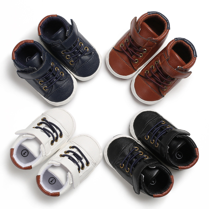 Sports PU  Male Baby Toddler Shoes