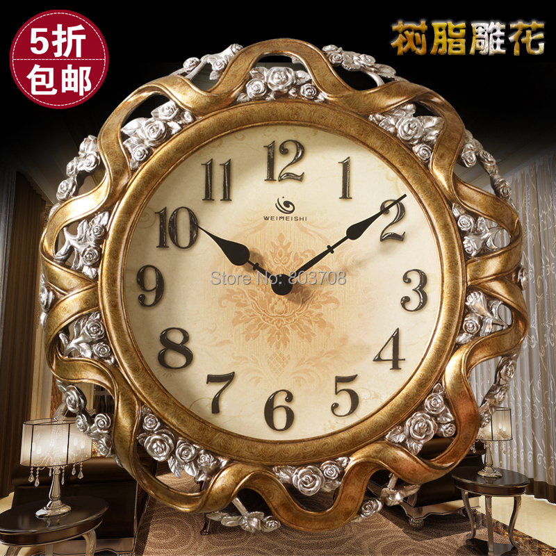 Beautiful Wall Clocks For Living Room Background