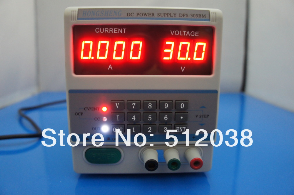 DPS-305BM  Digital Control 30V 5A DC Laboratory Adjustable power supply for Laptop Repair 110V/220V kuaiqu high precision adjustable digital dc power supply 60v 5a for for mobile phone repair laboratory equipment maintenance