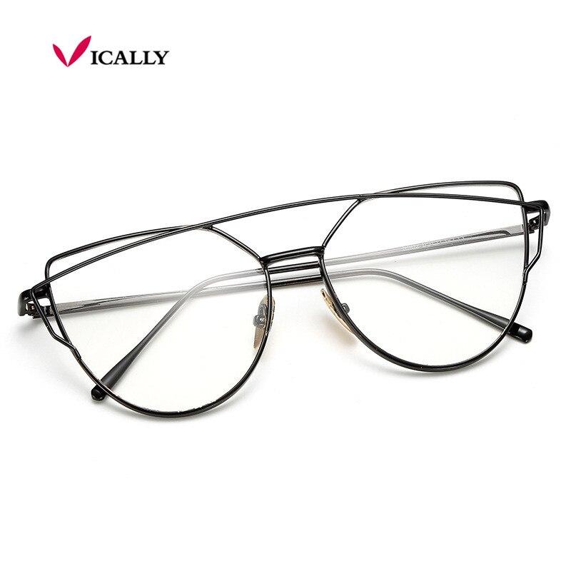 Syzet e kornizës prej metali prej ari për gratë për syzet femra - Aksesorë veshjesh - Foto 4
