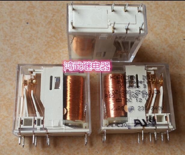 NEW relay  KOZ-RBS-2613-DC12V KOZ-RBS-2613-12VDC KOZ-RBS-2613 DC12V KOZRBS2613-DC12V KOZRBS2613 DC12V 12VDC 12V DIP8 1pcs/lot protherm тигр 12 koz