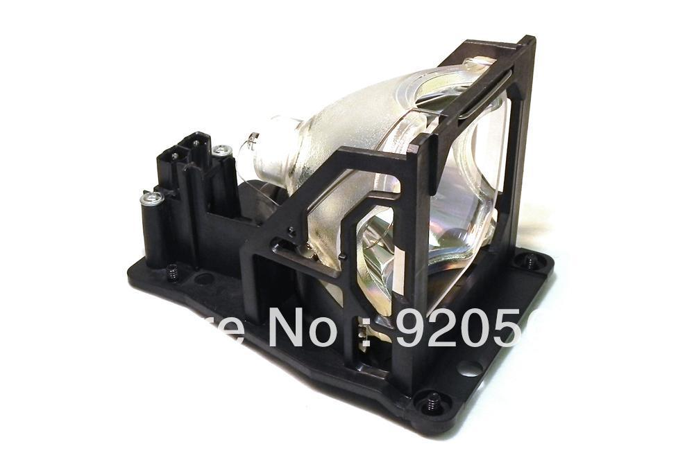 Replacement Projector Lamp With Housing SP-LAMP-008 For ASK C300HB sp lamp 078 replacement projector lamp for infocus in3124 in3126 in3128hd