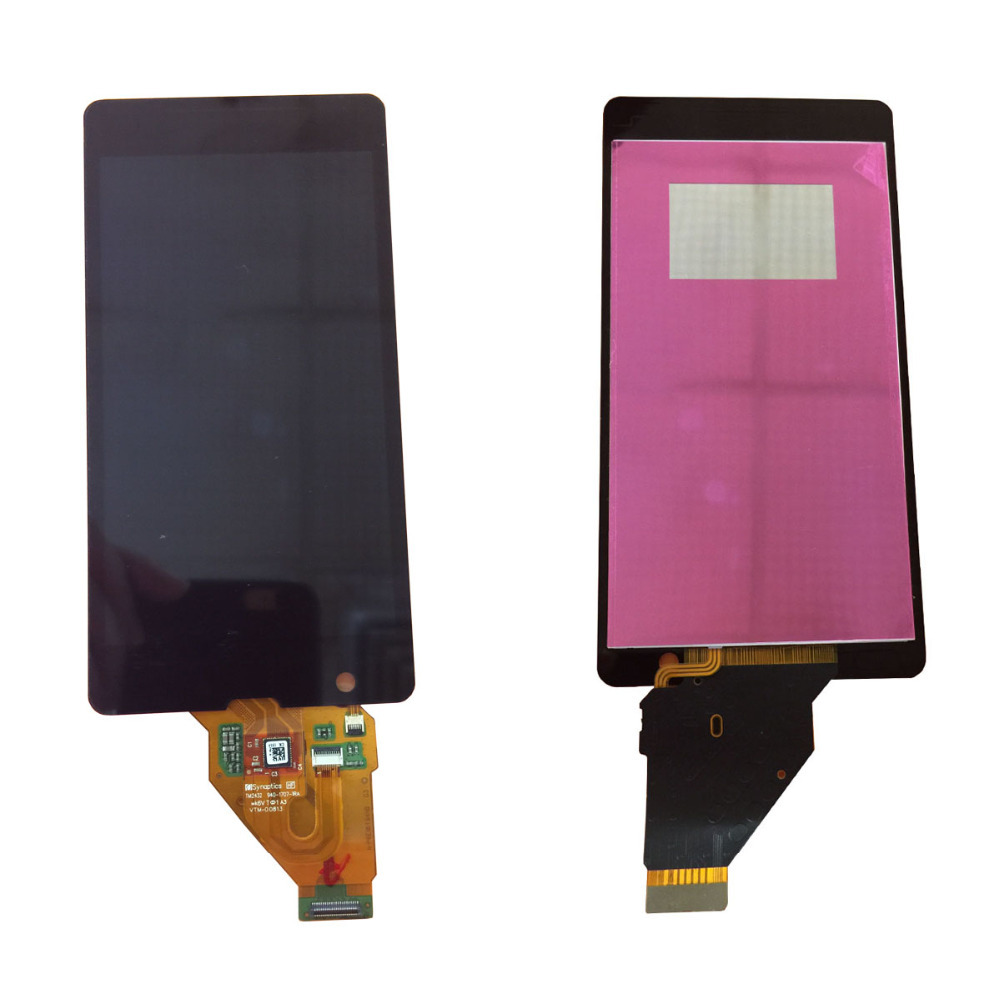 OEM For Sony Xperia ZR M36h LCD Screen and Digitizer Assembly - Black