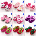 Newborn photo props girls/boys Crochet baby shoes Baby shoes winter Toddler Ballerina Slippers /Spring/ autumn 0 to 6 months