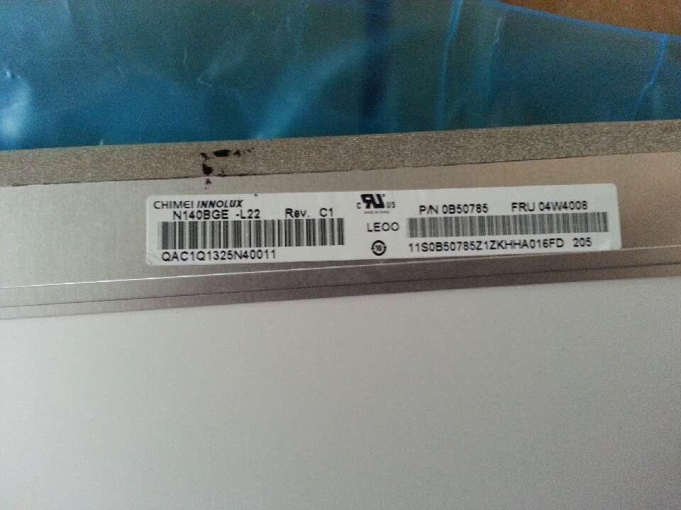 все цены на N140BGE-L22 14.1 inch LCD screen онлайн