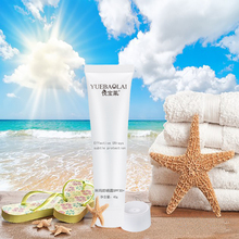 Face Skin Care Whitening Sun Protection Sunscreen Cream Waterproof Moisturizing Sunblock Cream Spf 30+ For Man And Woman