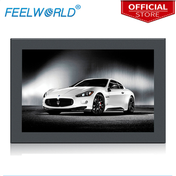 Feelworld PF101-9AH 10.1 Inch 1280x800 IPS Open Frame Monitor LCD Metal Panel Mount Industrial Monitors